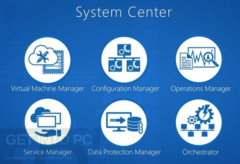 Microsoft System Center 2016 Latest Version Download