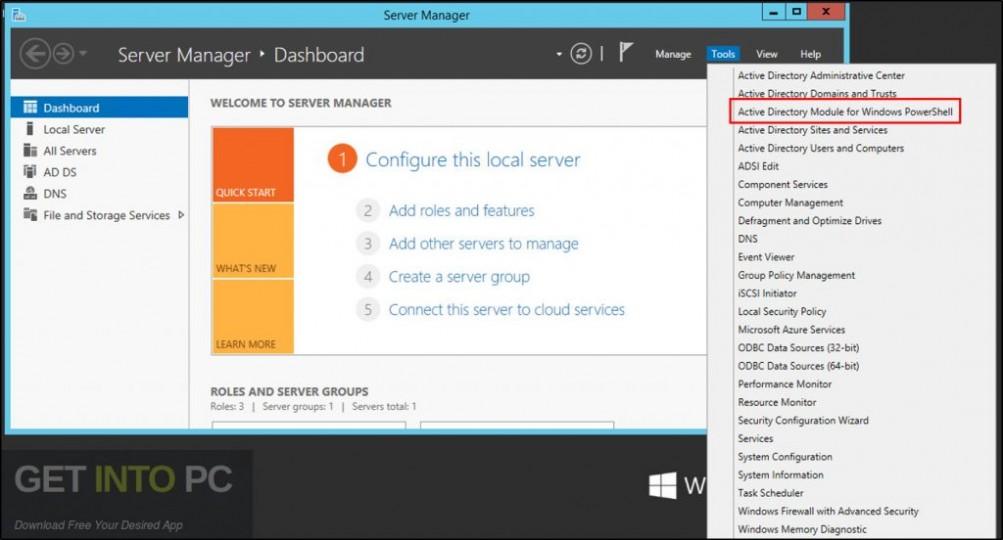 Microsoft Windows Server Essential 2016 Offline Installer Download-GetintoPC.com