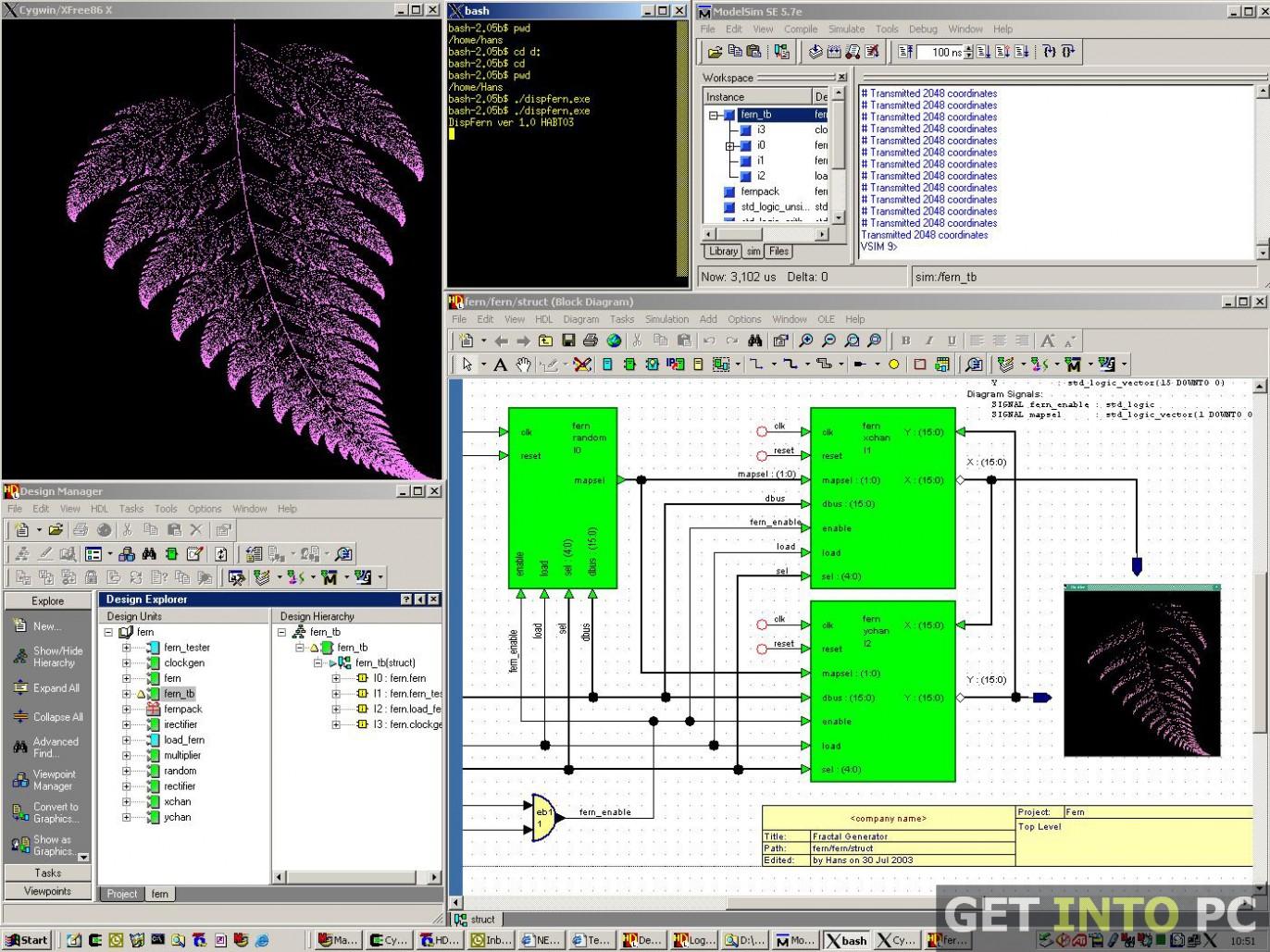 ModelSim SE Plus Download Latest Setup