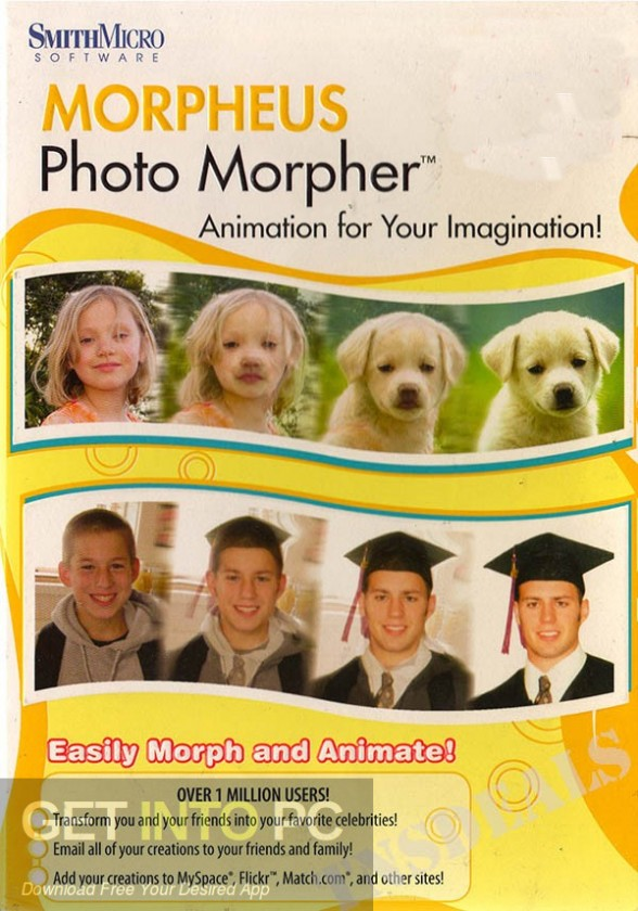 Morpheus Photo Morpher Free Download-GetintoPC.com