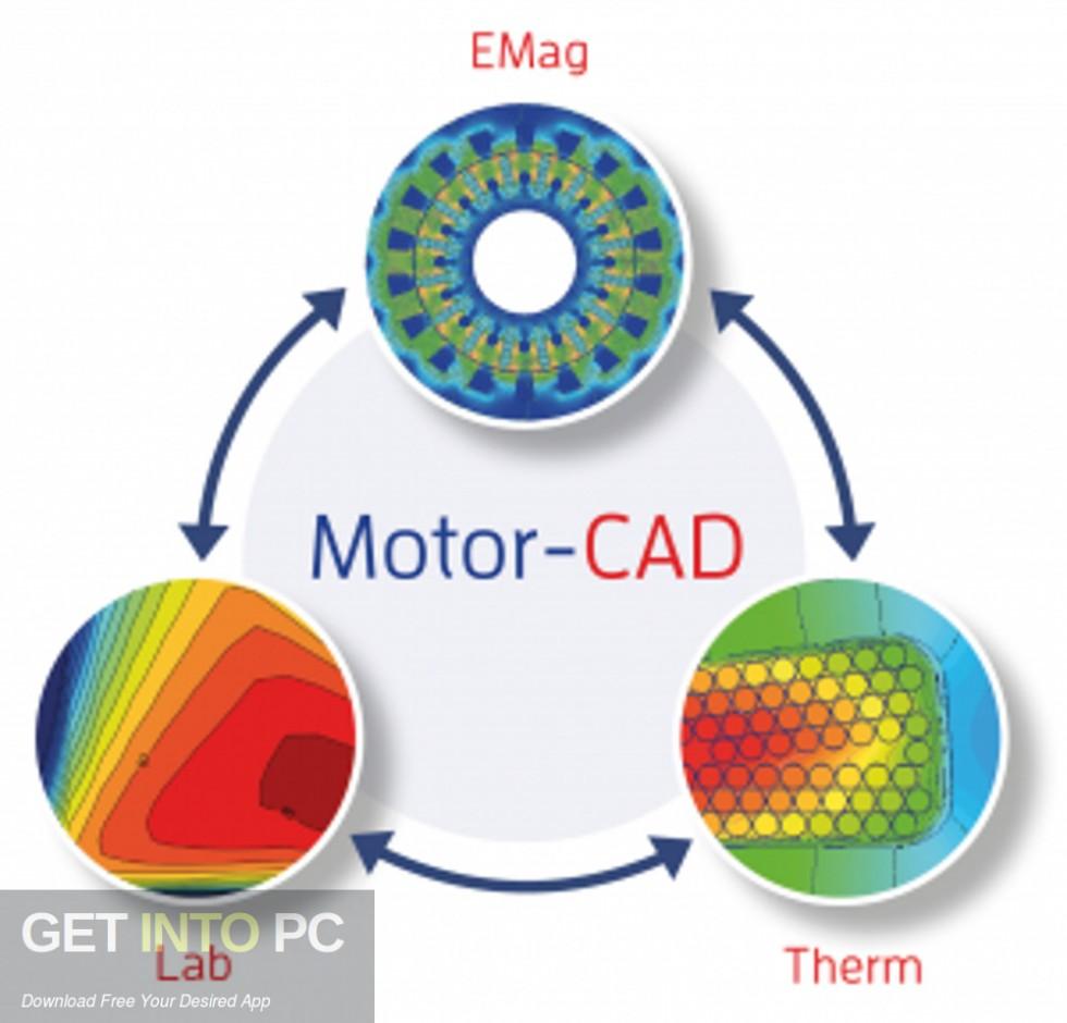 Motor-CAD Free Download-GetintoPC.com