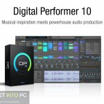 MOTU Digital Performer v10 Free Download