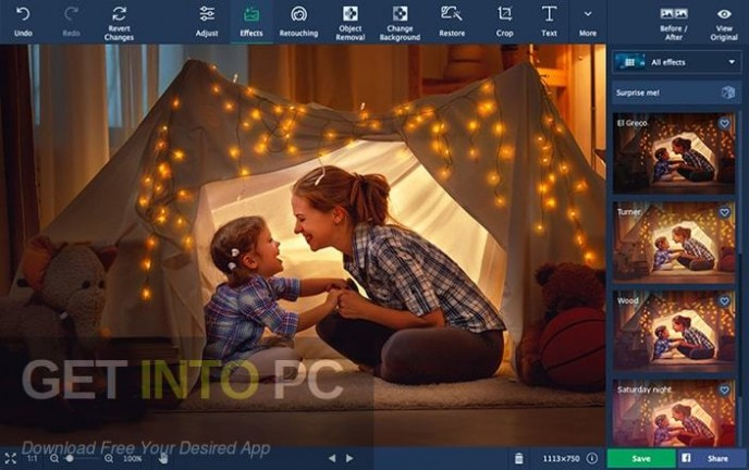 Movavi Photo Editor Offline Installer Download-GetintoPC.com
