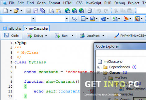MPSOFTWARE phpDesigner For Windows