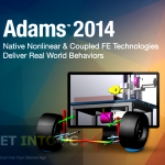 MSC Adams 2014 32 64 Bit ISO Free Download