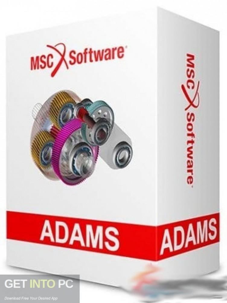 MSC Adams 2018 Free Download-GetintoPC.com
