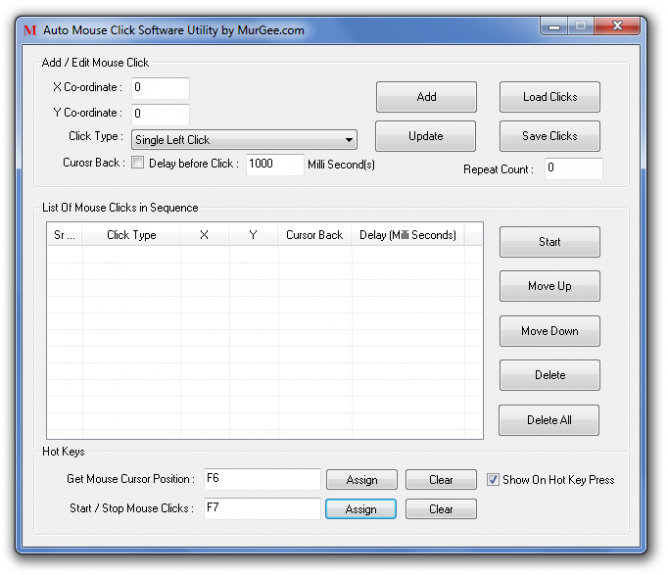 MurGee Auto Clicker Direct Link Download