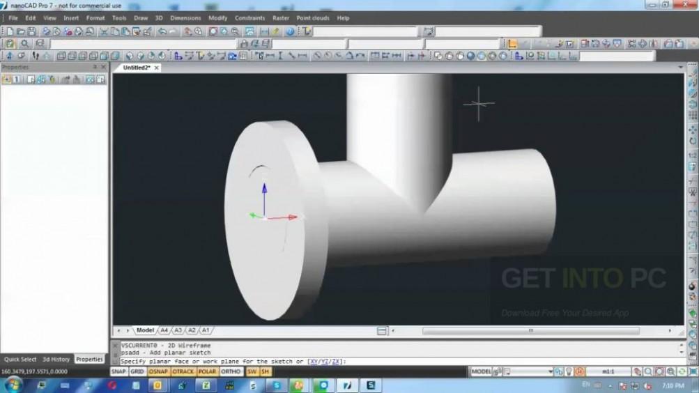 nanoCAD Pro Latest Version Download