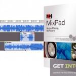 NCH MixPad Audio Mixer Free Download