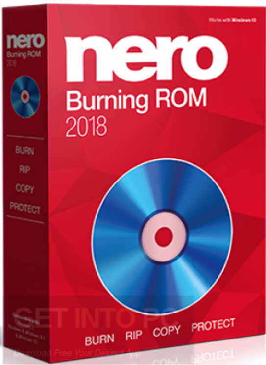 Nero Burning ROM 2018 Latest Version Download