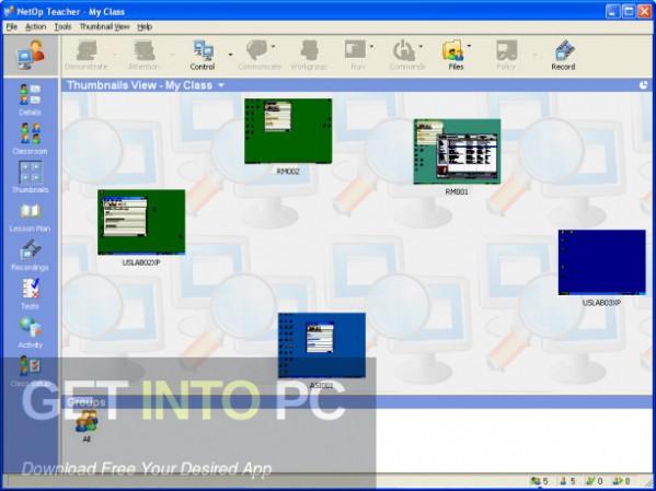 NetOp School Student & Teacher Offline Installer Download-GetintoPC.com