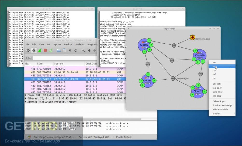 NetSim Network Simulator Offline Installer Download-GetintoPC.com