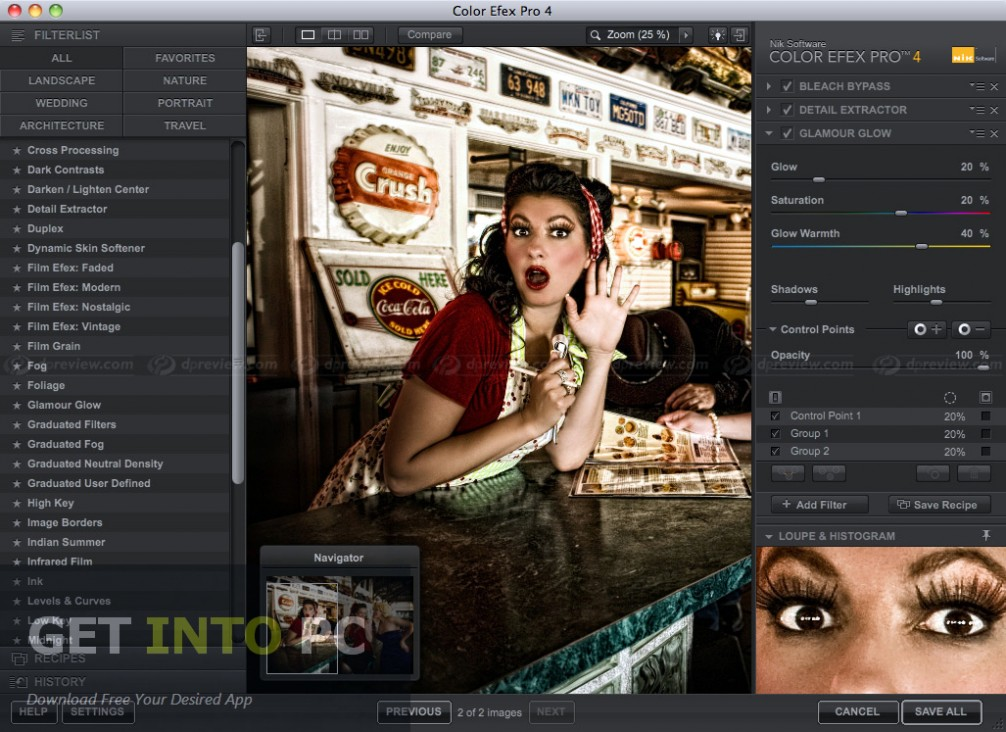 Nik Software Complete Collection offline Installer