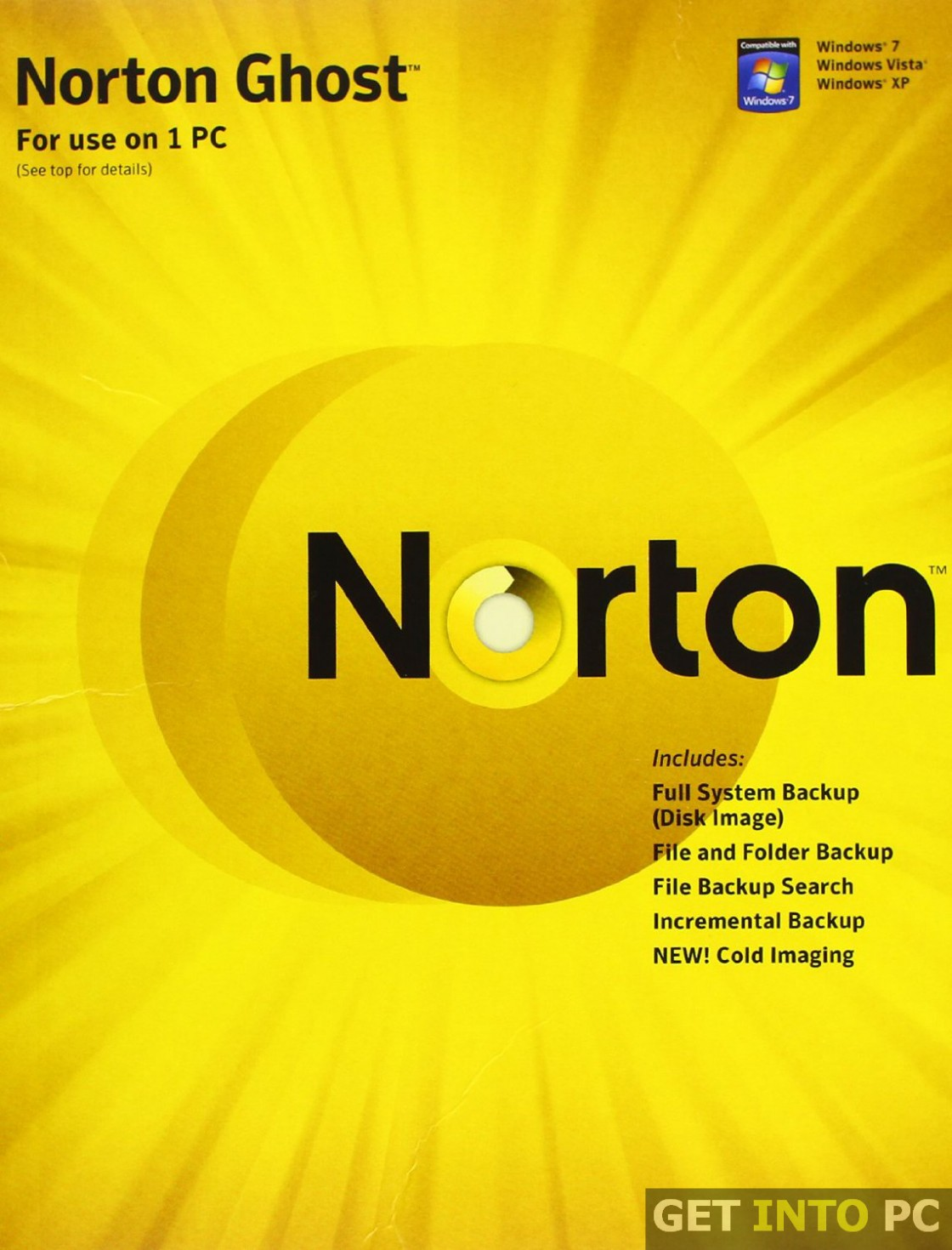 Norton Ghost 15 Free Download