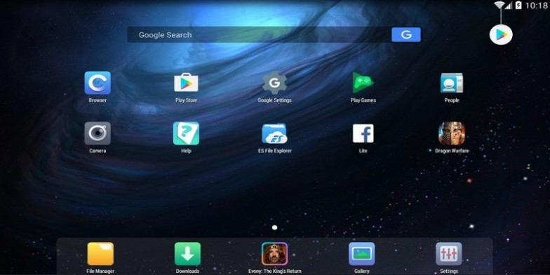 Nox Android App Player for Windows Latest Version Download