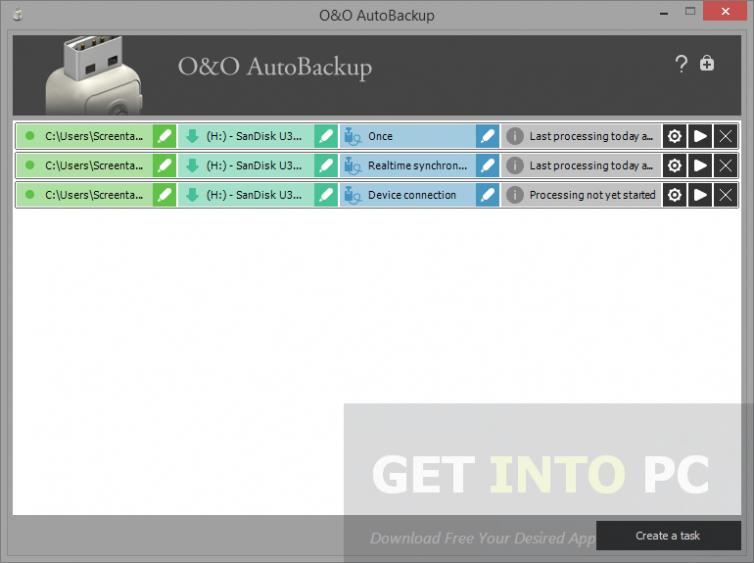 O&O AutoBackup Free Download