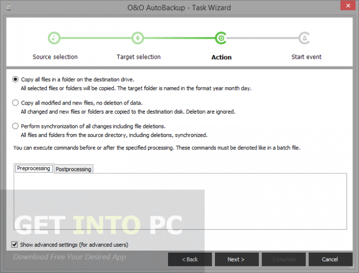 O&O AutoBackup Latest Version Download