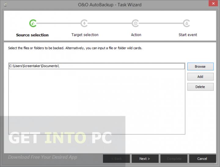 O&O AutoBackup Offline Installer Download