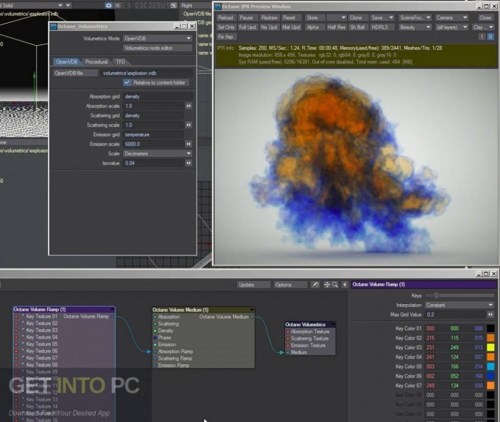 Octane Render Direct Link Download-GetintoPC.com