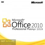 Office 2010 Professional Plus Apr 2019 Free Download