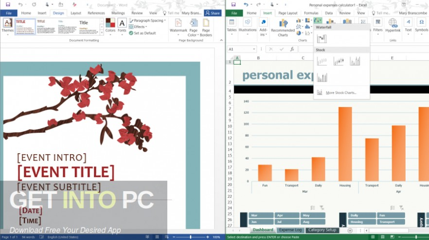 Office 2010 Professional Plus Jan 2019 Edition Latest Version Download-GetintoPC.com