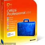Office 2010 Professional Plus SP2 Updated July 2019 Free Download