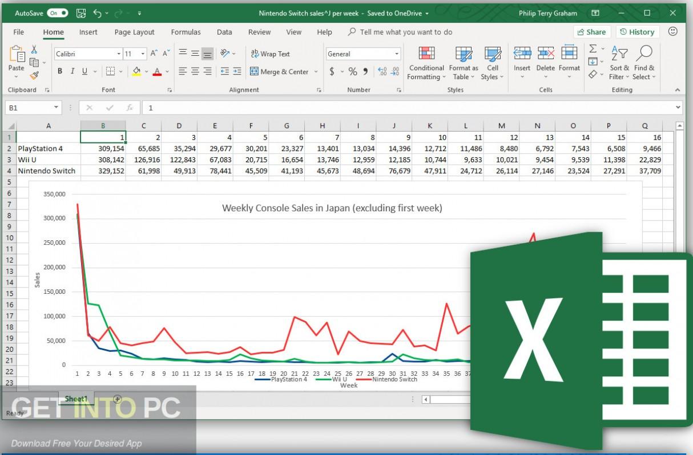 Office 2013 Professional Plus Jan 2019 Edition Latest Version Download-GetintoPC.com