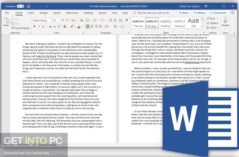 Office 2013 Professional Plus Jan 2019 Edition Offline Installer Download-GetintoPC.com