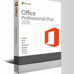 Office 2016 Professional Plus v16.0.4738.1000 Sep 2018 Free Download