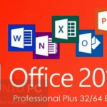 Office 2016 Professional Plus + Visio + Project Nov 2017 Free Download