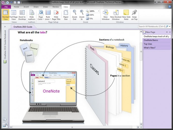 onenote 2010 download free
