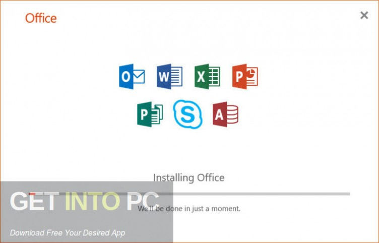 Office Professional Plus 2019 With May 2019 Updates Offline Installer Download-GetintoPC.com