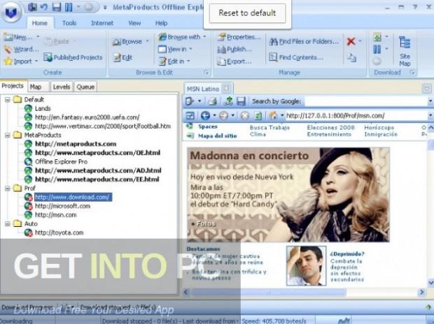 Offline Explorer Enterprise Latest Version Download-GetintoPC.com