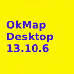OkMap Desktop 13.10.6 Free Download