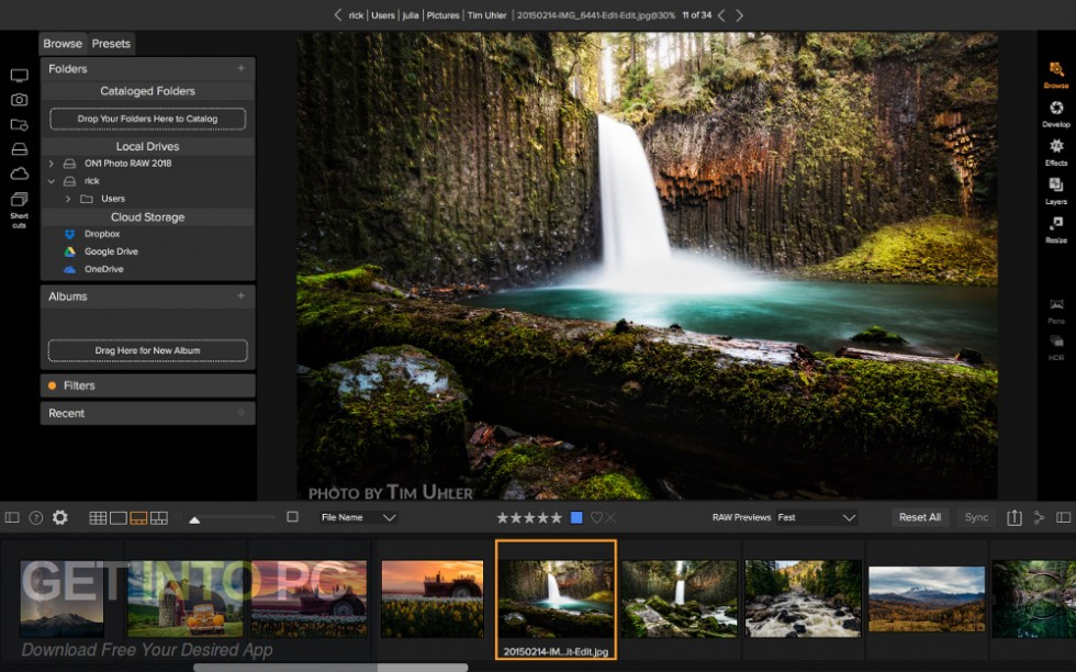 ON1 Photo RAW 2019 Offline Installer Download-GetintoPC.com
