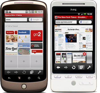 download opera mini free for android apk