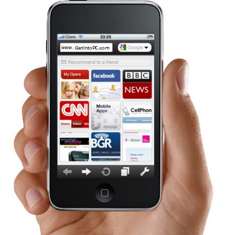 download opera mini free for iPhone iOS IPA