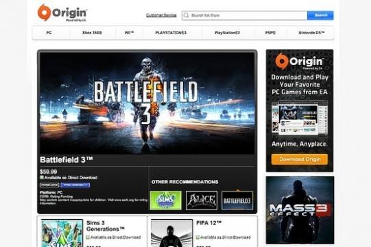 Origin setup download