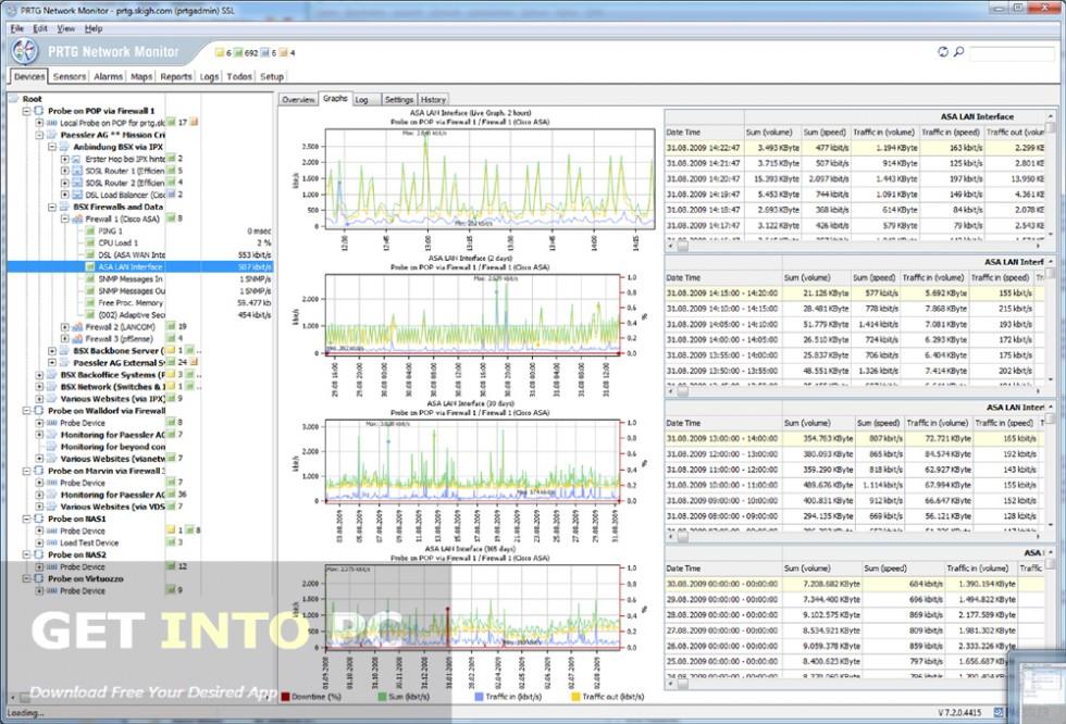 Paessler PRTG Network Monitor Offline Installer Download