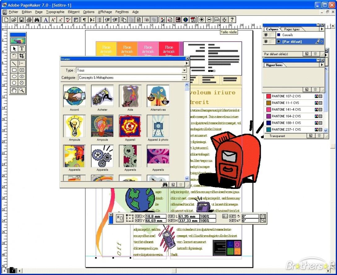 PageMaker Free Download setup