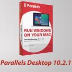 Parallels Desktop 10.2.1 DMG for MacOSX Free Download
