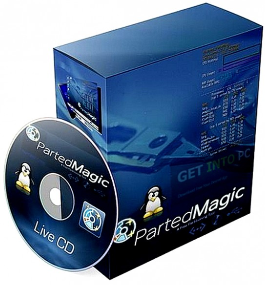 Parted Magic 2015 Live Boot CD ISO Free Download