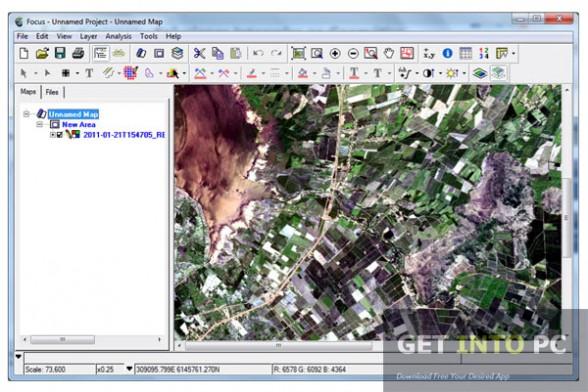 PCI Geomatica 2013 Offline Installer Download