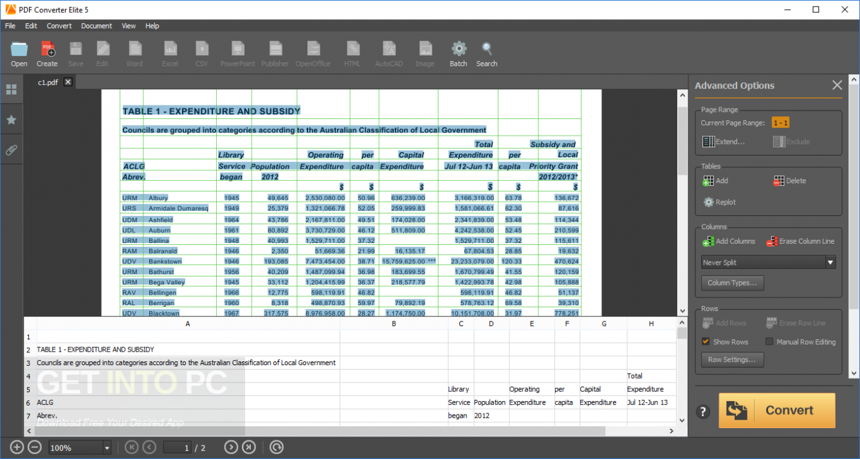 PDF Converter Elite 5 Offline Installer Download