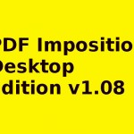 PDF Imposition Desktop Edition v1.08 Free Download