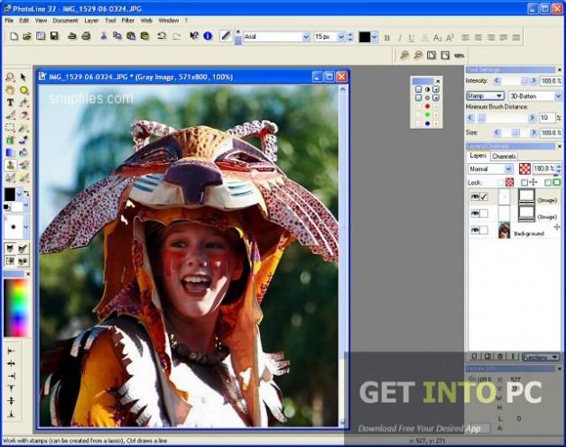 PhotoLine Offline Installer Download