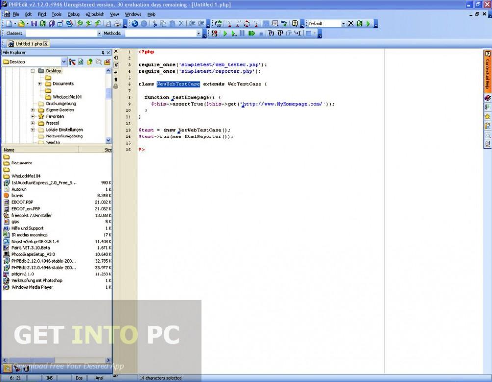 PHPEdit Direct Link Download