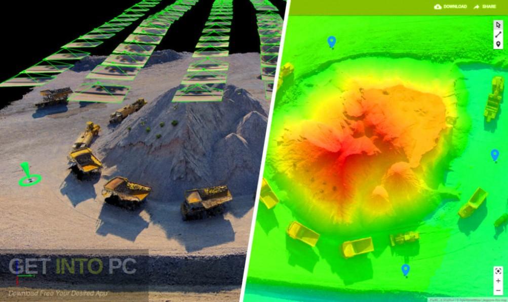 Pix4D Pix4Dmapper Pro Latest Version Download-GetintoPC.com