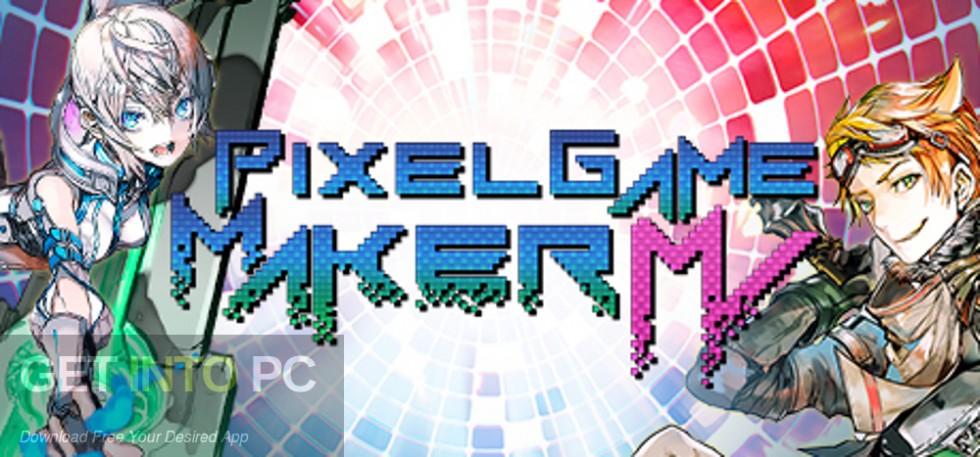 Pixel Game Maker Free Download-GetintoPC.com