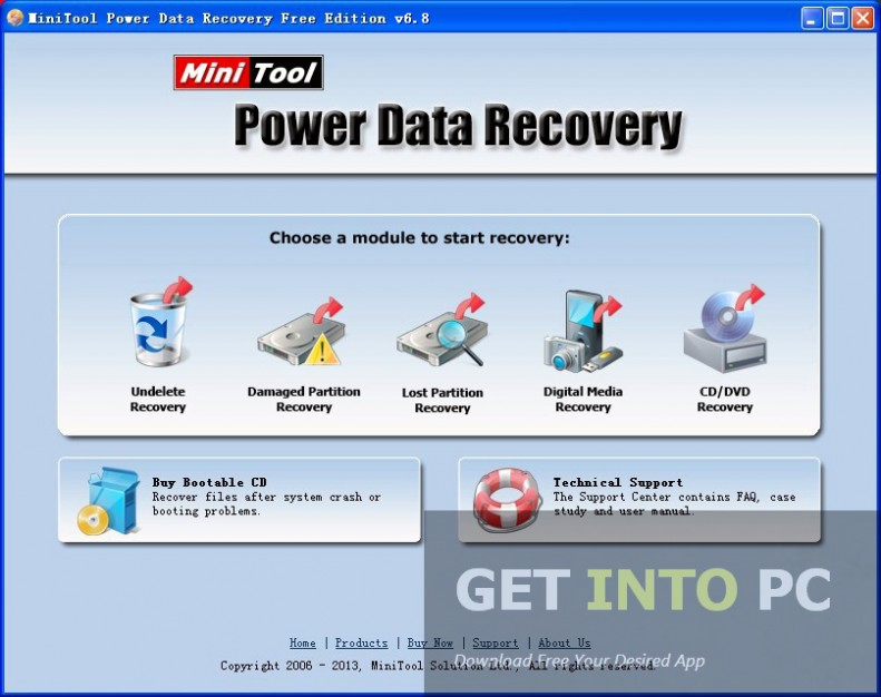 Power Data Recovery Direct Link Download